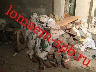расценки вынос строительного мусора