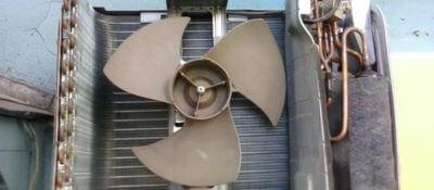 Демонтаж радиатора кондиционера