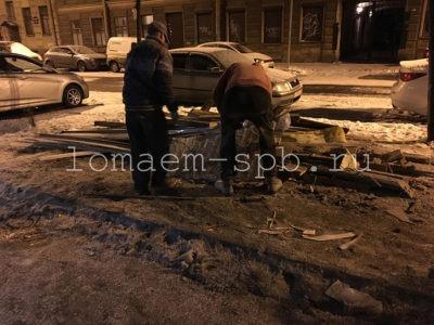 Вывоз строительного мусора в СПб, цены от 5 000 руб. | 8 (812) 992-53-18