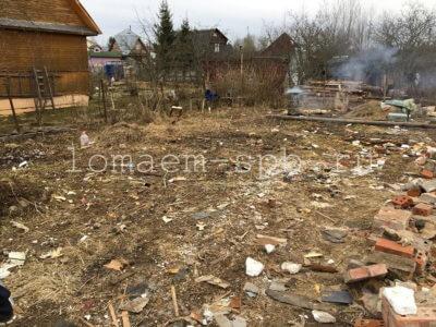 Снос загородных домов цены, от 20 000 руб под ключ в СПБ.| 8 (812) 992-53-18